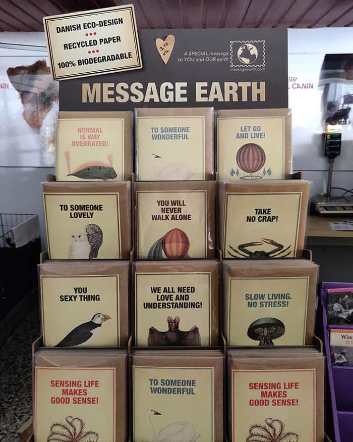 Eläinaiheiset postikortit
